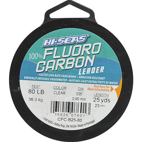 American Fishing Wire Fluorocarbon Leader
