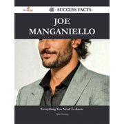 Joe Manganiello 46 Success Facts - Everything you need to know about Joe Manganiello - eBook