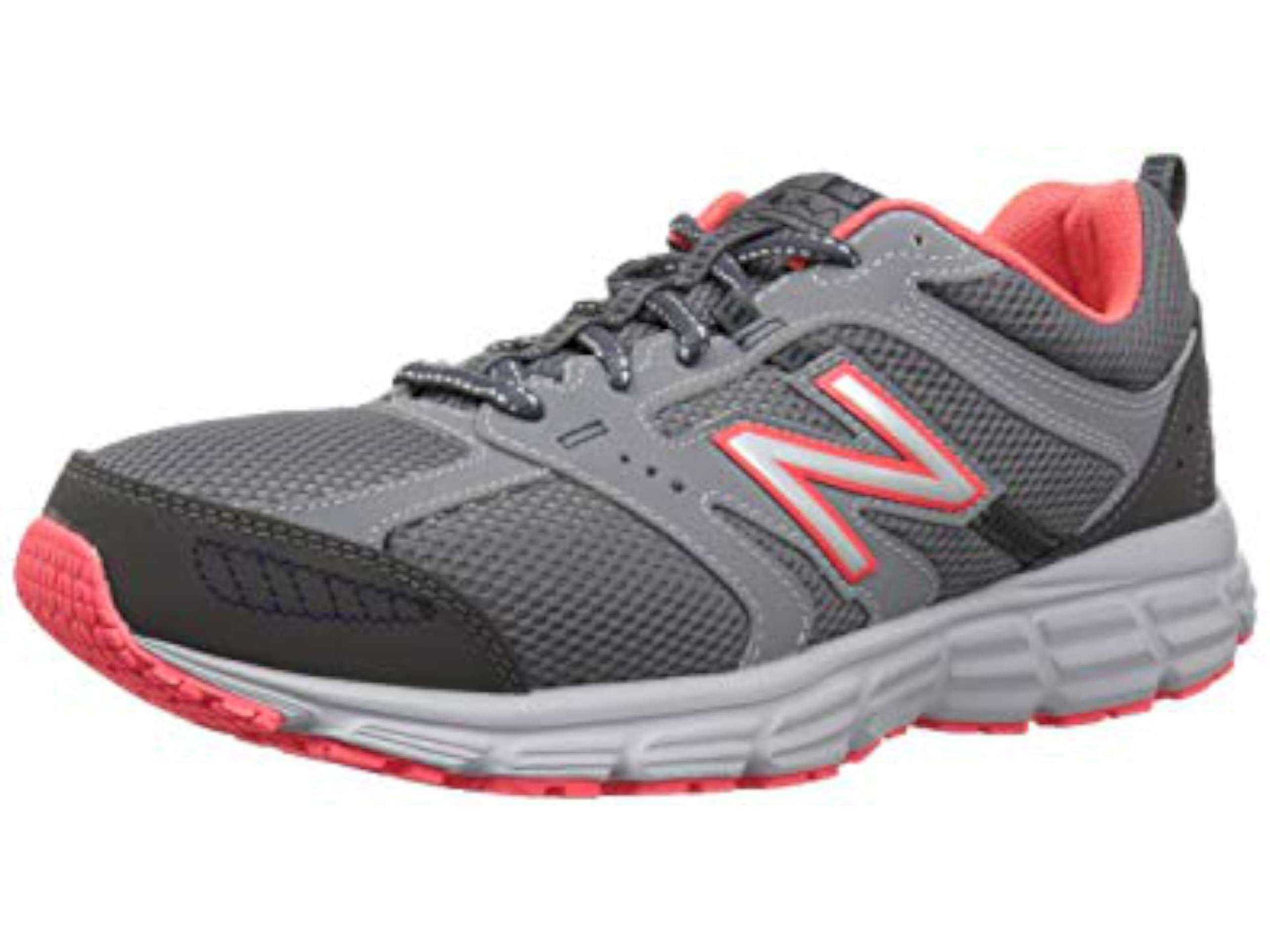 New Balance Womens W430LT1 Fabric Low Top Lace Up 7d247db39eb