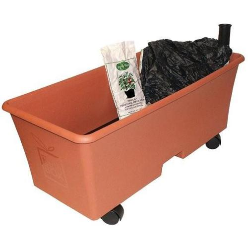 The Earthbox EBX102 Earth Box Garden Kit Terra Cotta WEB