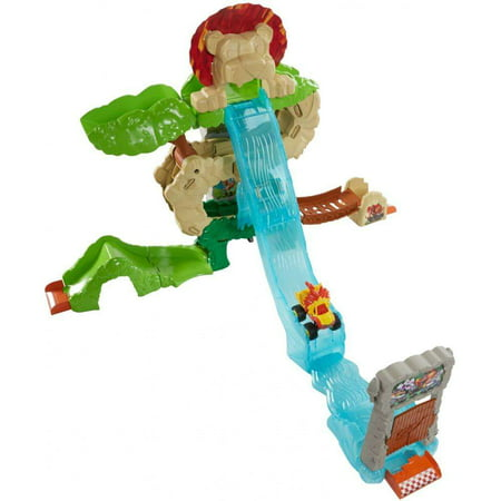 Nickelodeon Blaze and the Monster Machines Animal Island Stunts Speedway Only $13.50 (Was $39.82)