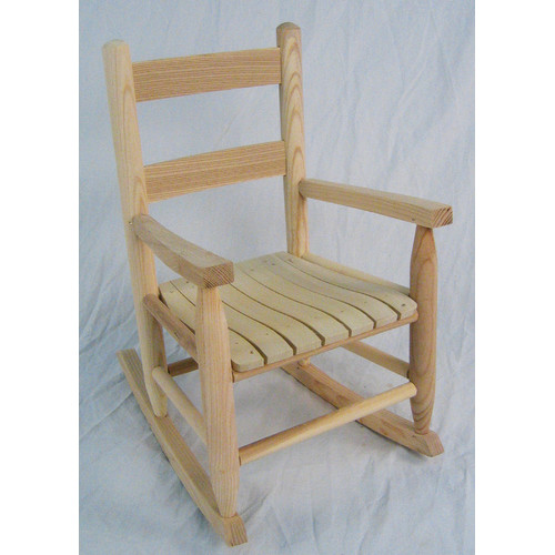 Dixie Seating Child Rocking Chair