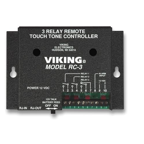 Viking Electronics RC-3 3 output controller
