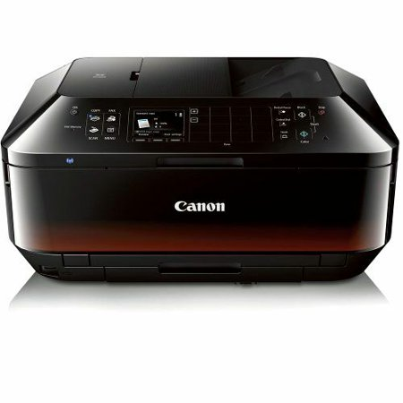 Canon PIXMA Wireless Color Photo Printer with Scanner Copier and Fax Machine New