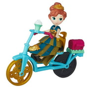 Disney Frozen Little Kingdom Anna and Bicycle