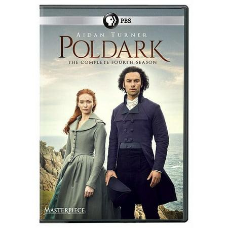 Masterpiece: Poldark Series 4 (DVD)