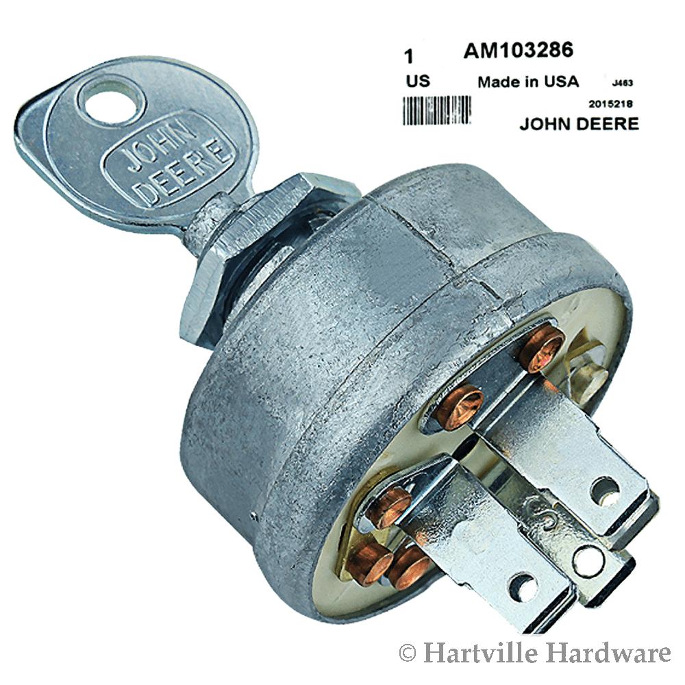 John Deere Original Equipment Ignition Switch With Keyam103286. John Deere Original Equipment Ignition Switch With Keyam103286. John Deere. John Deere 210 Kohler Engine Ignition Diagram At Scoala.co