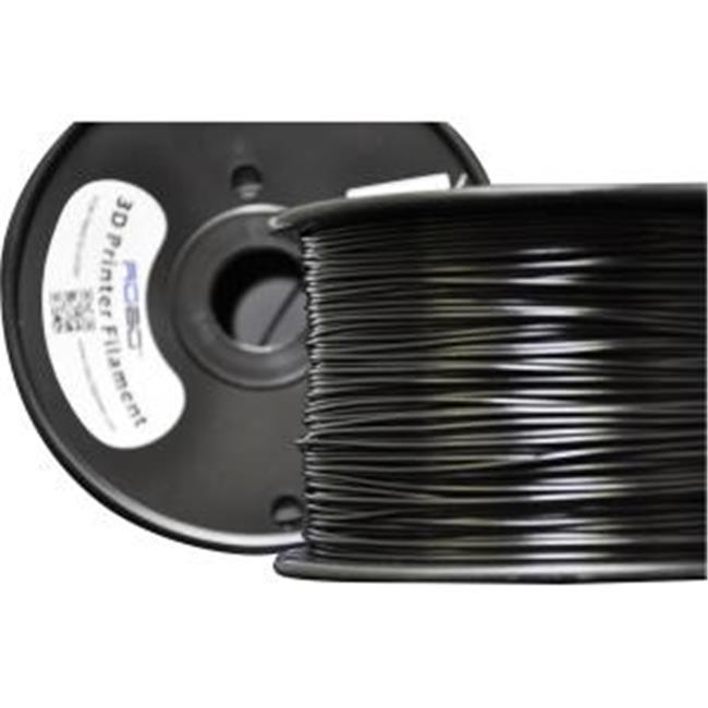 Robo 3D 00-0512-FIL 1.7 mm PLA Jet Filament - Black
