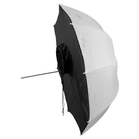 Fotodiox Pro Premium Grade Studio Umbrella Softbox - 43in Shoot Through Translucent White