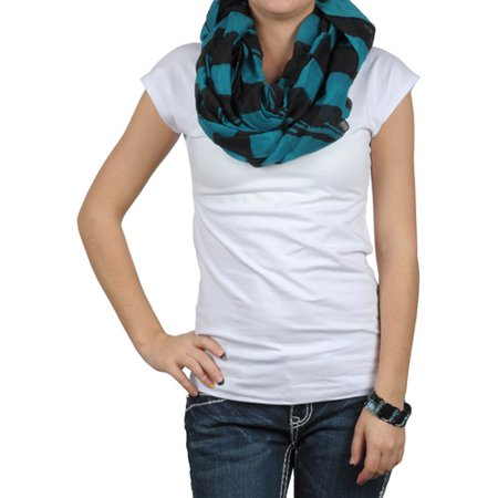figure 8 scarf how to wear