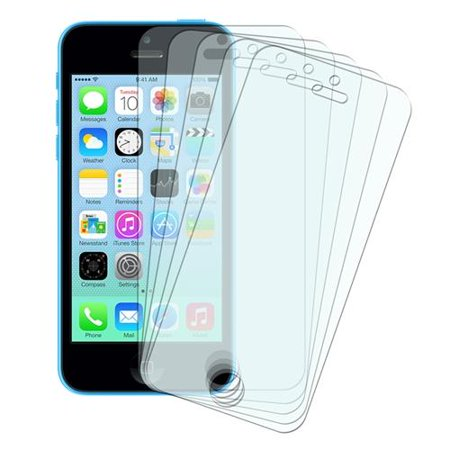 Anti Glare Lcd Screen Serial (5 X Matte Anti Glare Front LCD Screen Protector Guard Film Cover For iPhone SE 5/5G 5S 5C by)