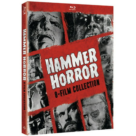 Hammer Horror Series 8-Film Collection (Blu-ray)