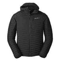 Eddie Bauer First Ascent Men's Microtherm Stretch Hooded Jacket