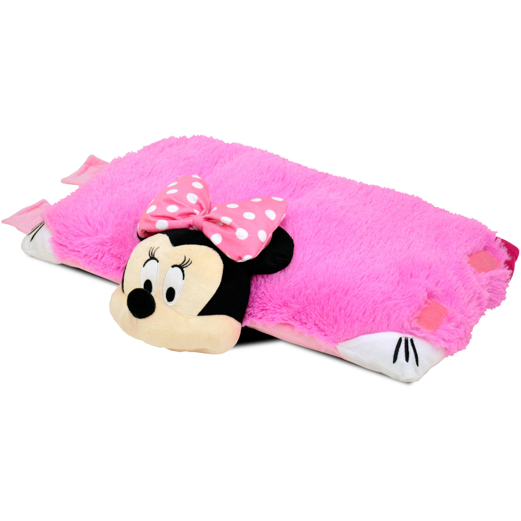 Minnie Mouse 3D Pillow With Sleeping Bag