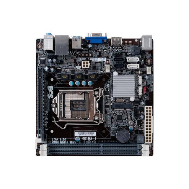 ECS H81H3-I (HDMI) LGA1150/ Intel H81/ DDR3/ SATA33.0/ A/...