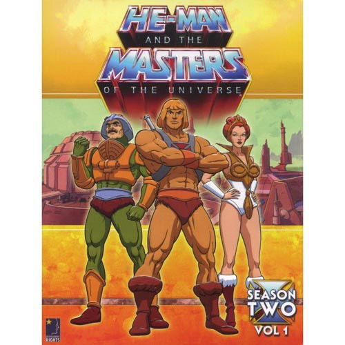 He-Man and the Masters of the Universe: Season 2, Vol. 1 [6 Discs]