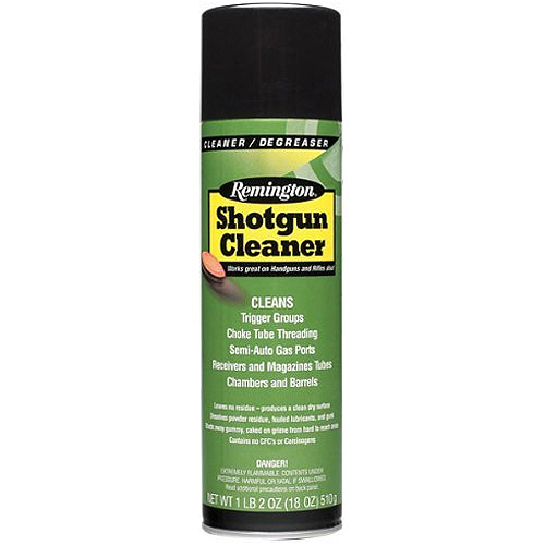 Remington Shotgun Cleaner, 18 oz Aerosol
