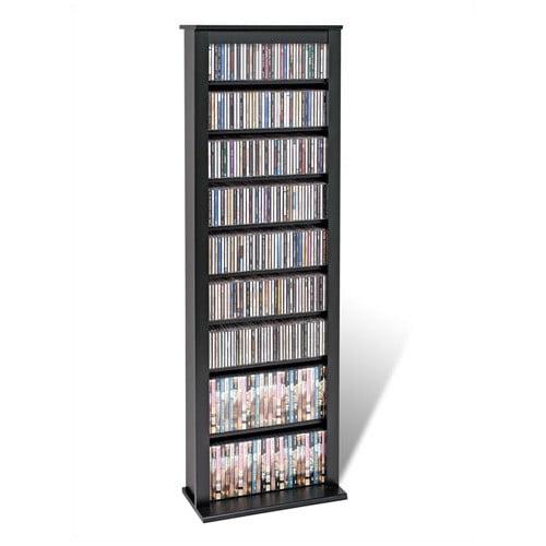 Prepac Floor Media Media Rack by Prepac