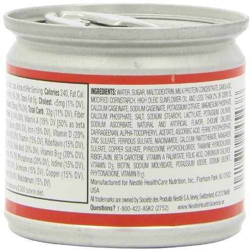 Boost Pudding - Vanilla - 24 ct., 240 Calories By Nestle
