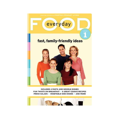 Everyday Food Vol. 1: Fast, Family-Friendly Ideas (DVD)