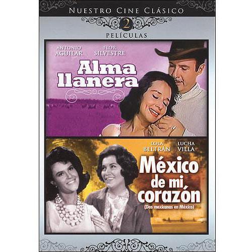 Alma Llanera   Mexico De Mi Corazon (Spanish) (Full Frame) by Lionsgate