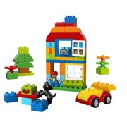 Lego Duplo All In One Box Of Fun Brick Box 10572 65 Pieces