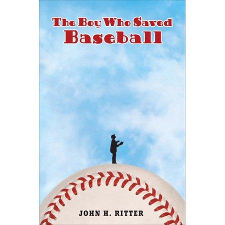 The Boy Who Saved Baseball (Paperback) ()