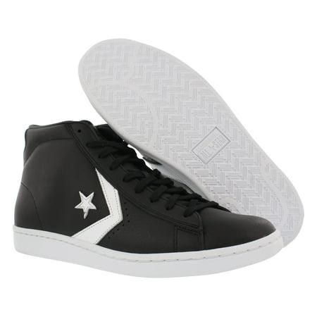 4fe1222f08d Converse - Converse Pro Leather Mid Athletic Women s Shoes Size 10 -  Walmart.com