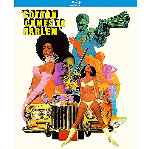 Cotton Comes To Harlem (1970) (Blu-ray)