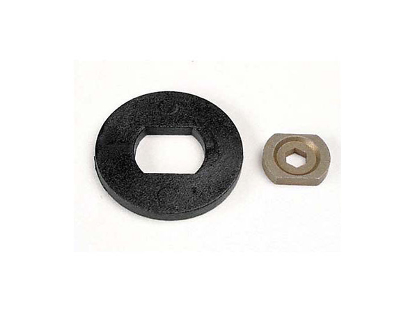 Traxxas 4185 Brake Disc with Adapter TRA4185 by TRAXXAS