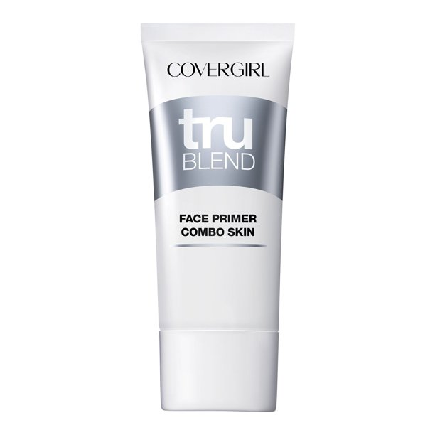 CoverGirl Trublend Face Primer, Combo Skin, 1 Ounce