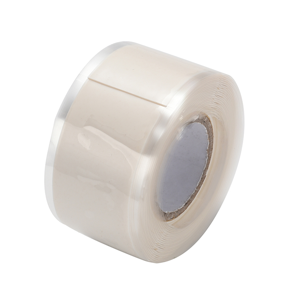 Water Pipe Repair Tape Silicone Waterproof Repair Bonding Tape Accessories Black