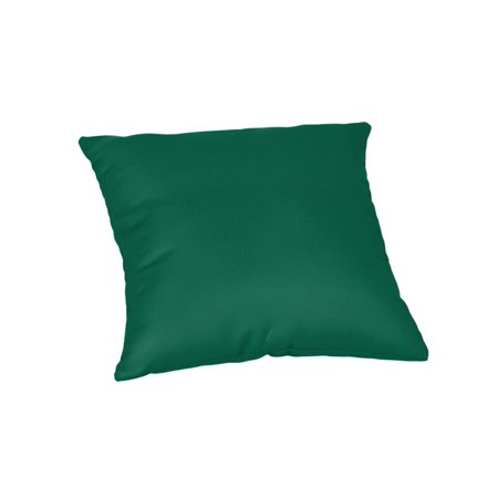 Sunbrella Square 16 in. Throw Pillow - Canvas Forest Green ()