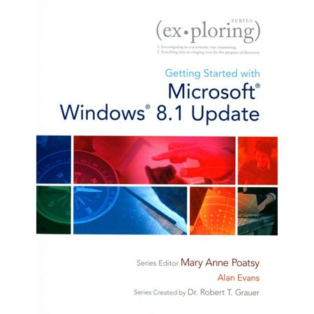 Exploring Getting Started With Microsoft Windows 8 1 Update