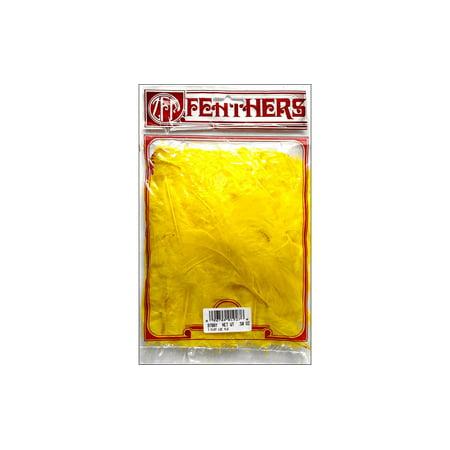 Zucker Feather Turkey Flats .5oz Yellow