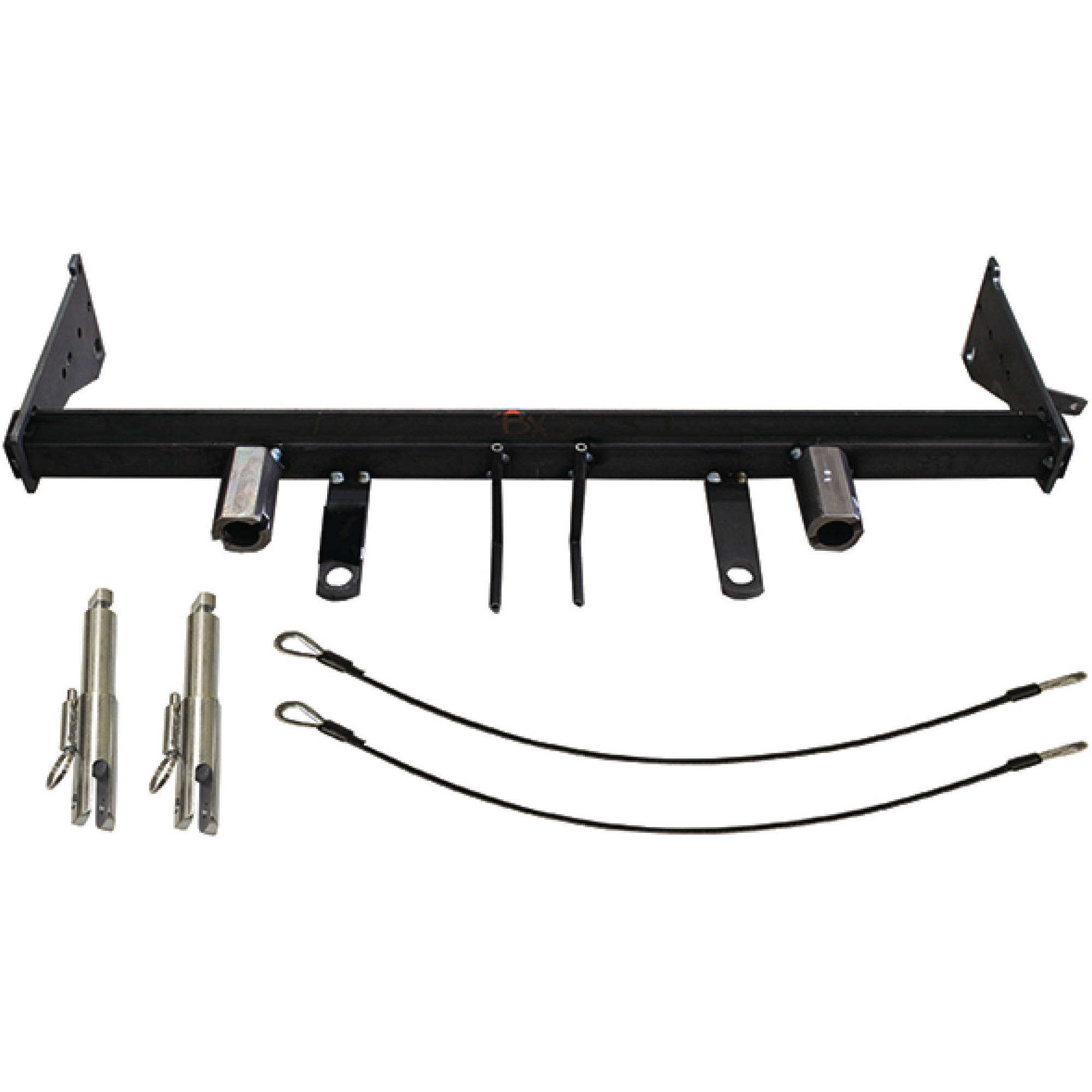 Blue Ox BX1126 Removable Tab RV Tow Baseplates for 2007-2017 Jeep Wrangler Wrangler Unlimited (JK) (All Models... by Blue Ox