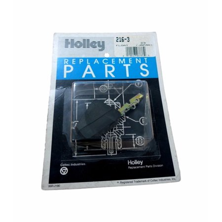 Holley 216-3 Carburetor Float 1968 1969 1970 1971 Pontiac Buick GMC Chevrolet