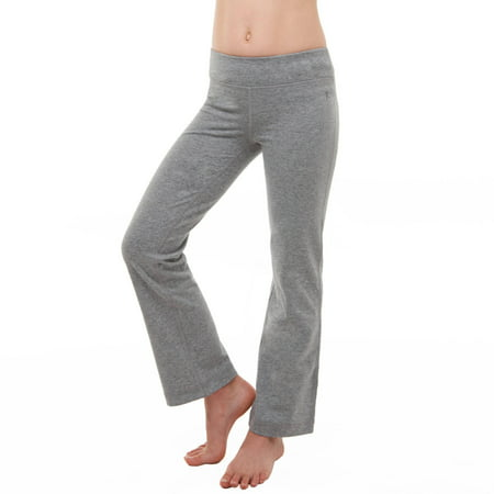 Dri-More Straight Leg Pant (Little Girls & Big Girls) Danskin Womens Yoga Pant