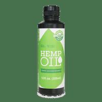 Manitoba Harvest Cold-Pressed Hemp Seed Oil, 12.0 Fl Oz