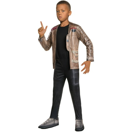 Star Wars Episode 7 Finn Child Halloween Dress Up / Role Play Costume