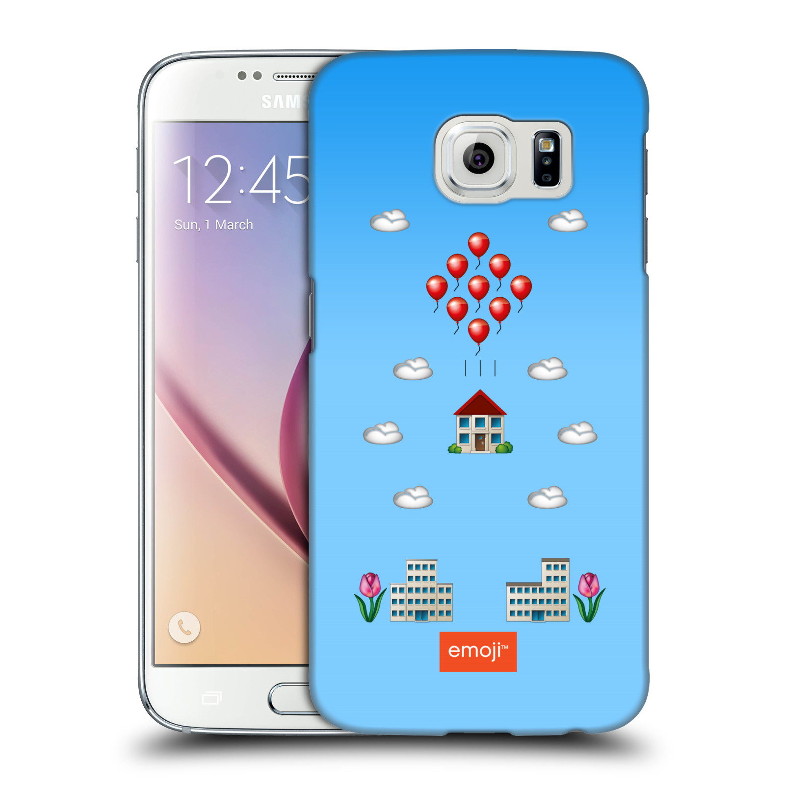 OFFICIAL EMOJI MOVIES AND SERIES HARD BACK CASE FOR SAMSUNG PHONES 1