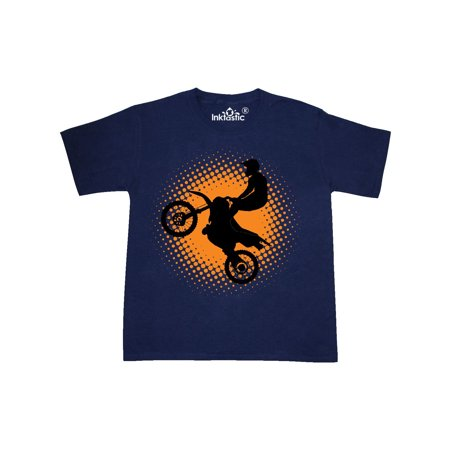 Motocross Rider Freestyle Sports Youth