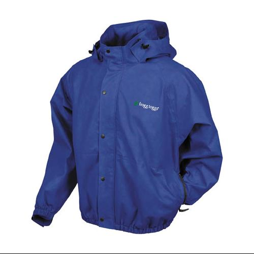 Frogg Toggs Pro Action 2014 Mens Rain Jacket Royal Blue