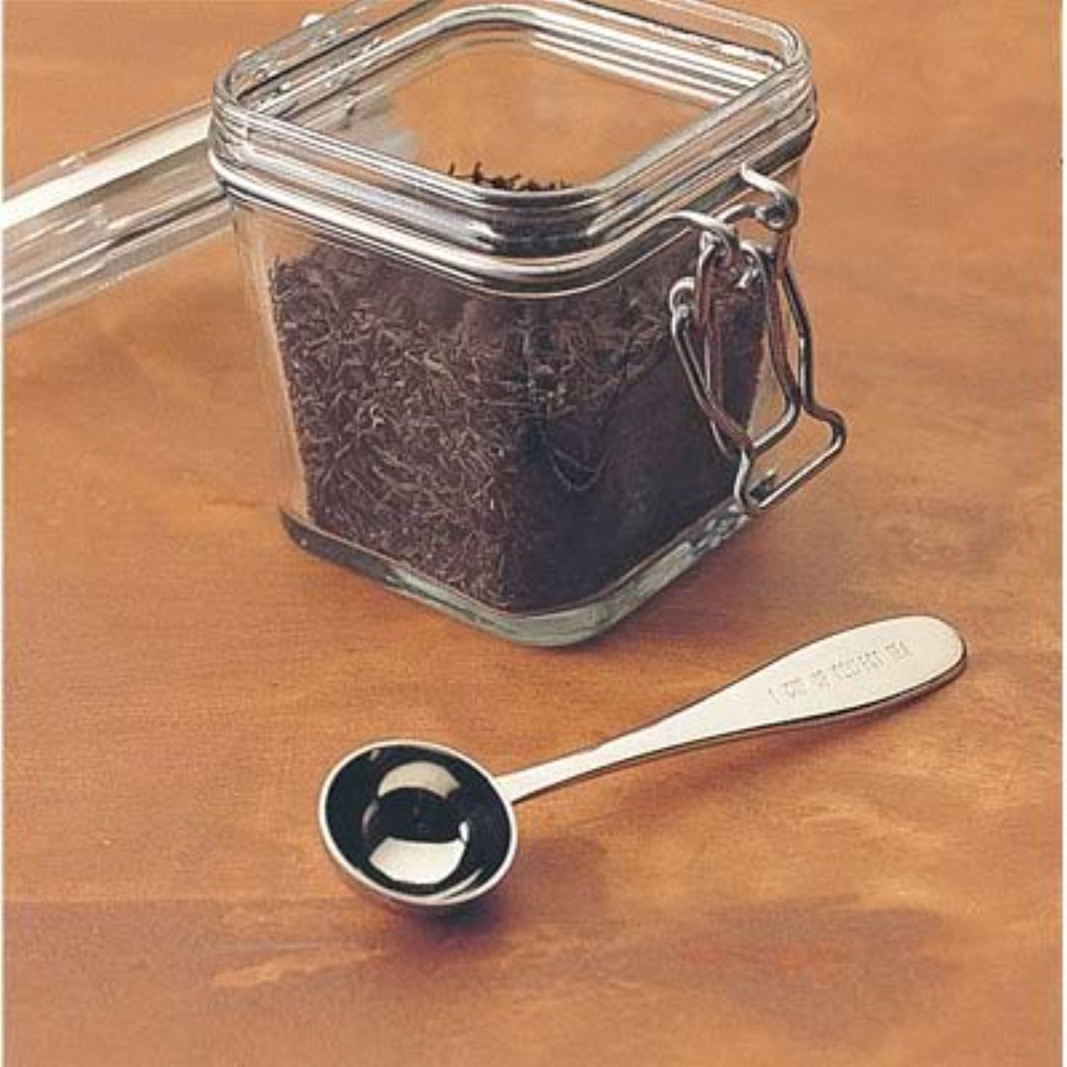 "Stainless Steel ""Perfect Cup of Tea"" Scoop"