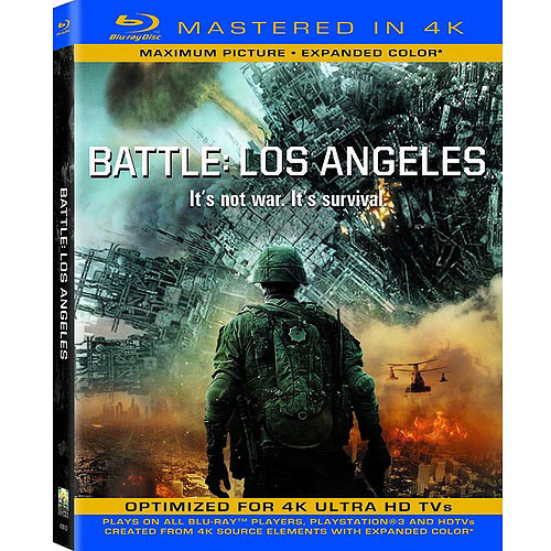Battle: Los Angeles (Blu-ray) (Widescreen)