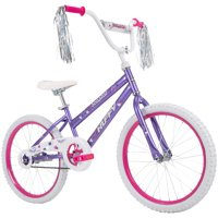 "Huffy 20"" Sea Star Girls Bike for Kids, Purple"