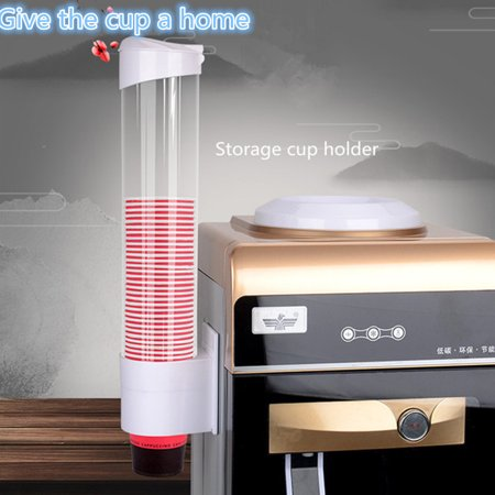 Water Dispenser Accessory Primo Side Mount Cooler fashion cup Hot/Cold Holder