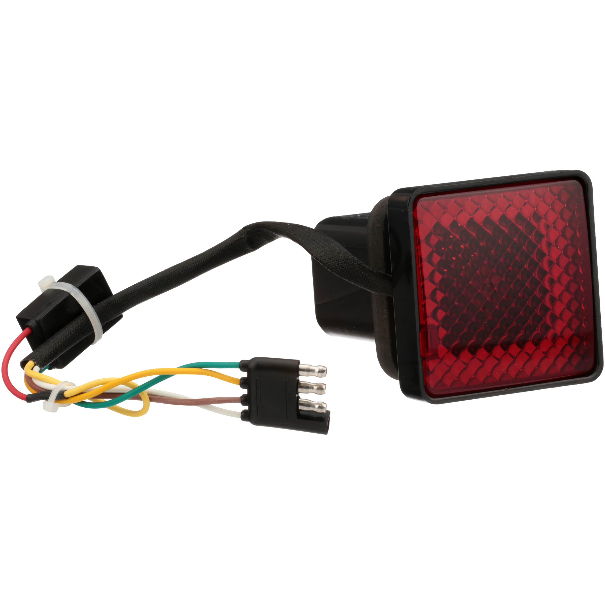 Bully™ Hitch Cover Tail and Brake Light