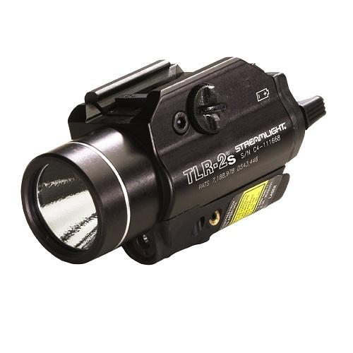 Streamlight TLR-2s Compact Gun Light & Laser 300 Lumens w/ Strobe -TLR2- 69230