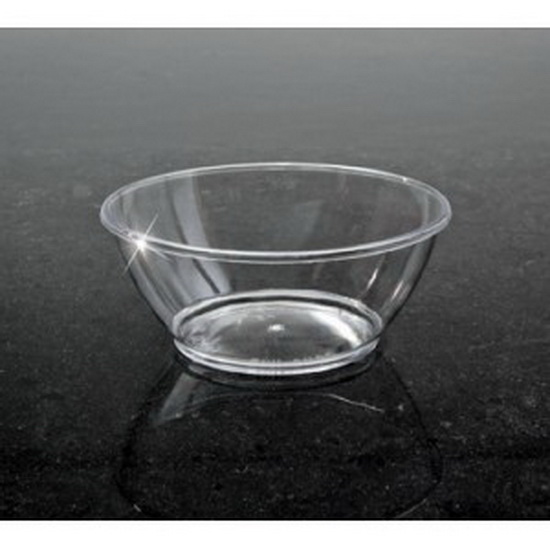CLEAR WARE 6OZ. DESSERT CUP CLEAR (20CT)